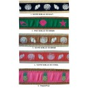 Custom Belts - Coral Shells