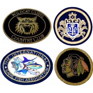 Blazer Patches - WC - RE - IGF - INDIAN