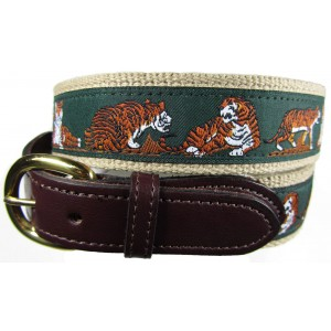 Bengal Tigers Belt - Animal Motif Sports