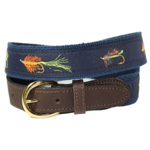 Fish Flies Belt