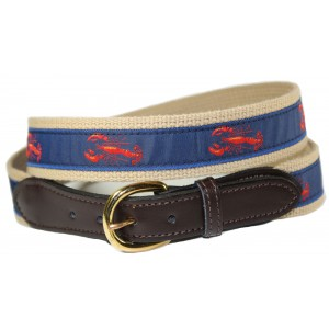 Classic Lobster Belt