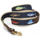 Game Fish Belt - 5 Species