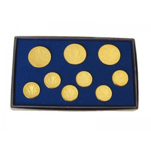 Blazer Buttons Set - 2 Large / 8 Small