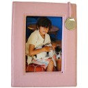 Color Picture Frame Engraved - Assorted Colors